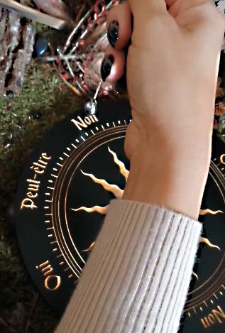 Pendulum Noir ésotérique