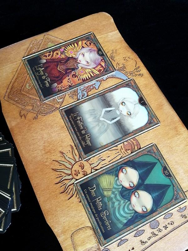 Tarot et Oracle cartes