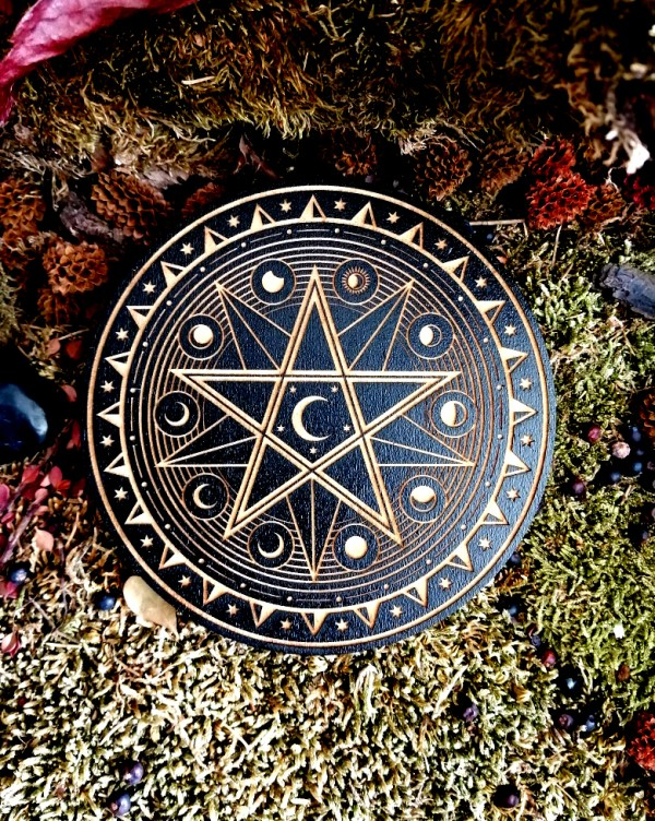 wicca pentacle