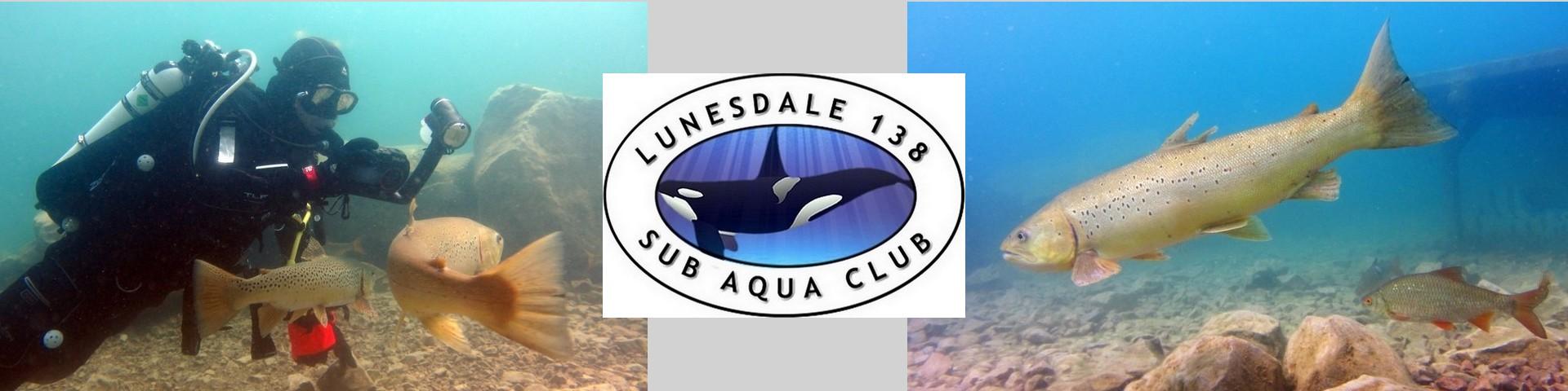 Lunesdale Divers. Scuba Diving Club