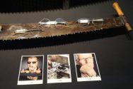 lunettes métalliques