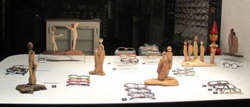 sculptures en bois flotté Bernadette Pyhon