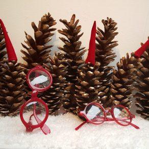 Vitrine de Noël - lunette 1- Lesca, 2_ Kador