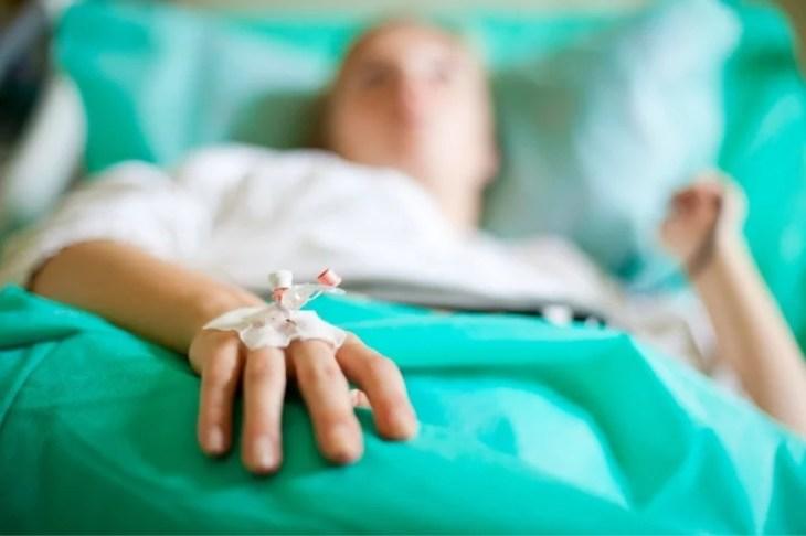 sjukhushistoria
