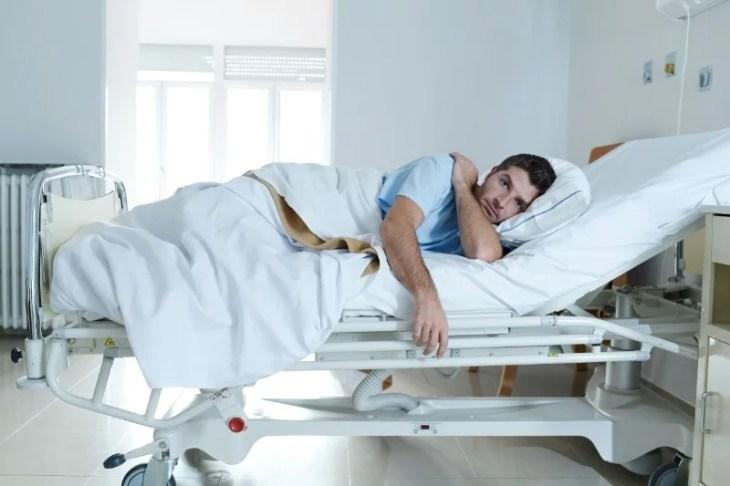 kroniskt sjuka män