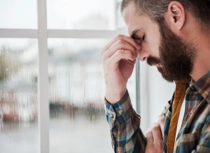 hantera depression vid sjukdom