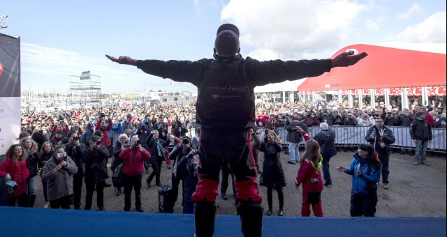 podium-during-finish-arrival-of-nandor-fa-hun-skipper-spirit-of-hungary-8th-of-the-sailing-circumnavigation-solo-race-vendee-globe-in-les-sables-d-olonne-france-on-february-8th-2017-photo-olivier-blan