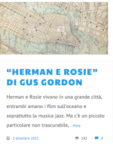 Herman e Rosie di Gus Gordon
