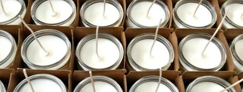 I yum for shoppin' – Sciccherie per lettori: le candele pt. 1