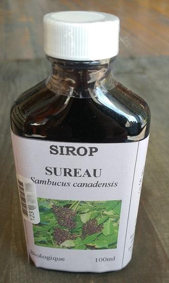 Sirop Sureau