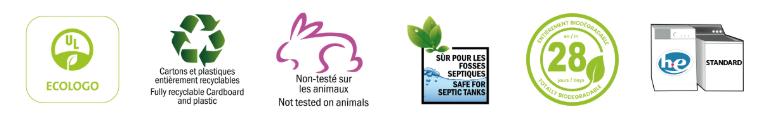 Bionature - Détergent a lessive agrumes (BIO-636) - 1l - L'Univert Écolo