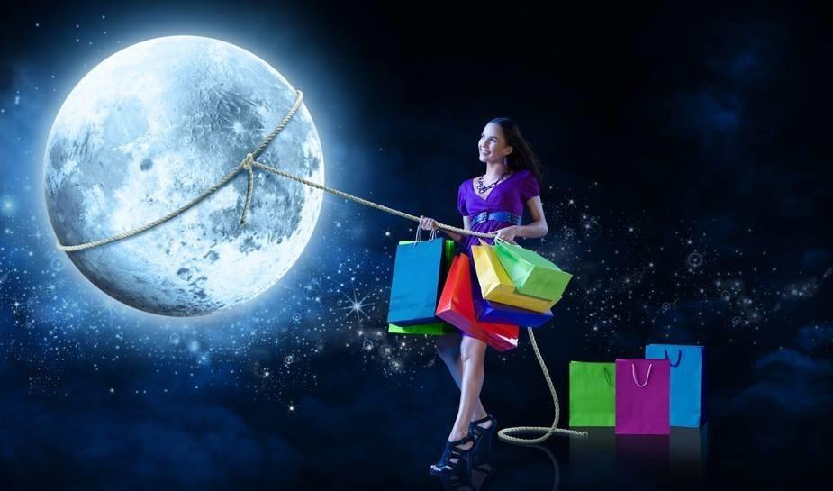 Лунный календарь покупок на август 2019 года