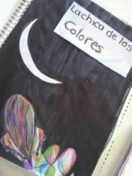 FanArt de La Chica de los colores por Mary Omaña