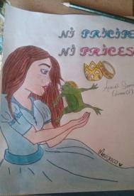FanArt participante del concurso de Ni Príncipe Ni Princesa