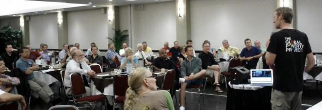 Kamloops Rotary presentation