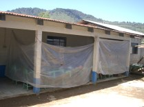 Extra classroom, Guatemala