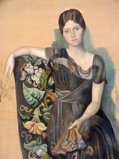 pablo-picasso-ritratto-di-olga-montrouge-1918-silvia-neri