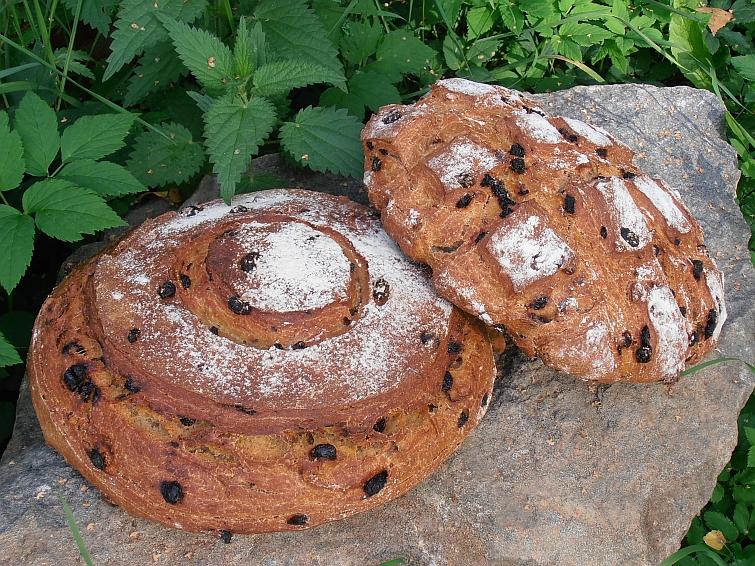 Ruokaa ja leivontaa Luomulaaksossa