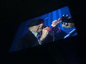 Leonard Cohen World Tour, Helsinki 10.8.2010