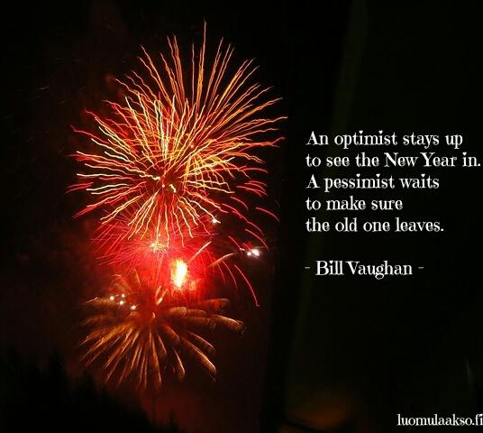 Optimist's New Year