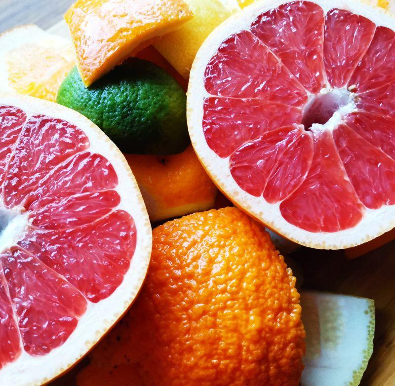 Sokeroidut appelsiininkuoret