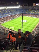 Barcellona-AS Roma