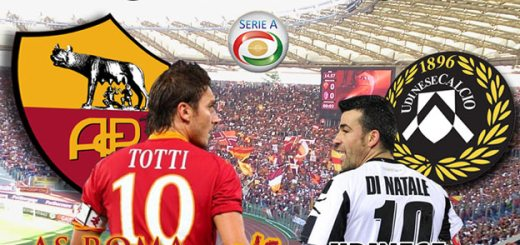 AS Roma-Udinese