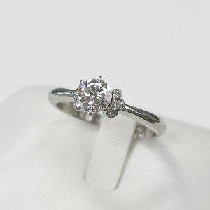 婚約指輪 リフォーム前