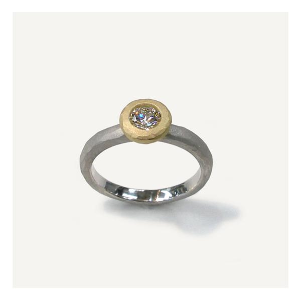 リフォーム後の婚約指輪