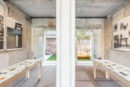 Vista de la instalación. Foto: Delfino Sisto Legnani / Marco Cappelletti