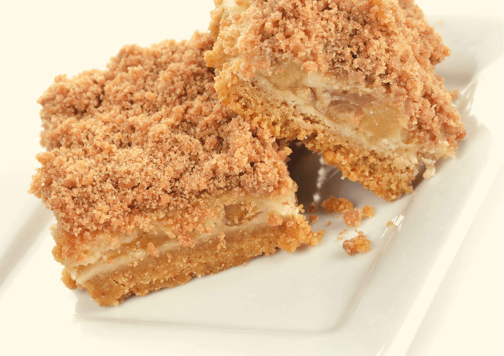 Make-ahead recipe for Christmas: Apple Pie Bars