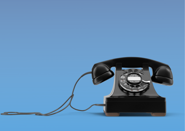 A Simple Phone Call Can Help Relieve Anxiety and Depression for Those in Lockdown