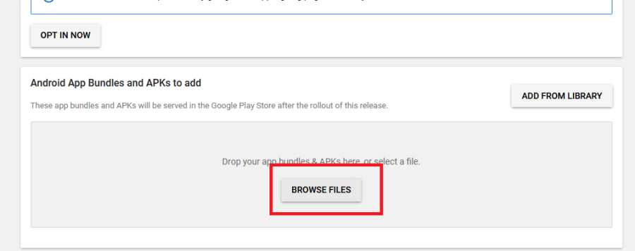 Upload Aplikasi ke Google Play Store