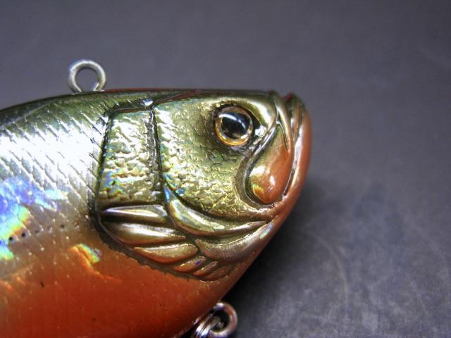 ラトルラッシュ シマノ リップレス 釣れる