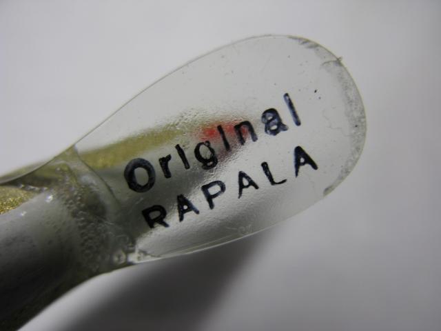 ラパラ オリジナル フローティング F18 オールド