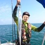 ダイワのバスロッドでソルトのジギング 鯛ラバ ロックフィッシュをやってみた
