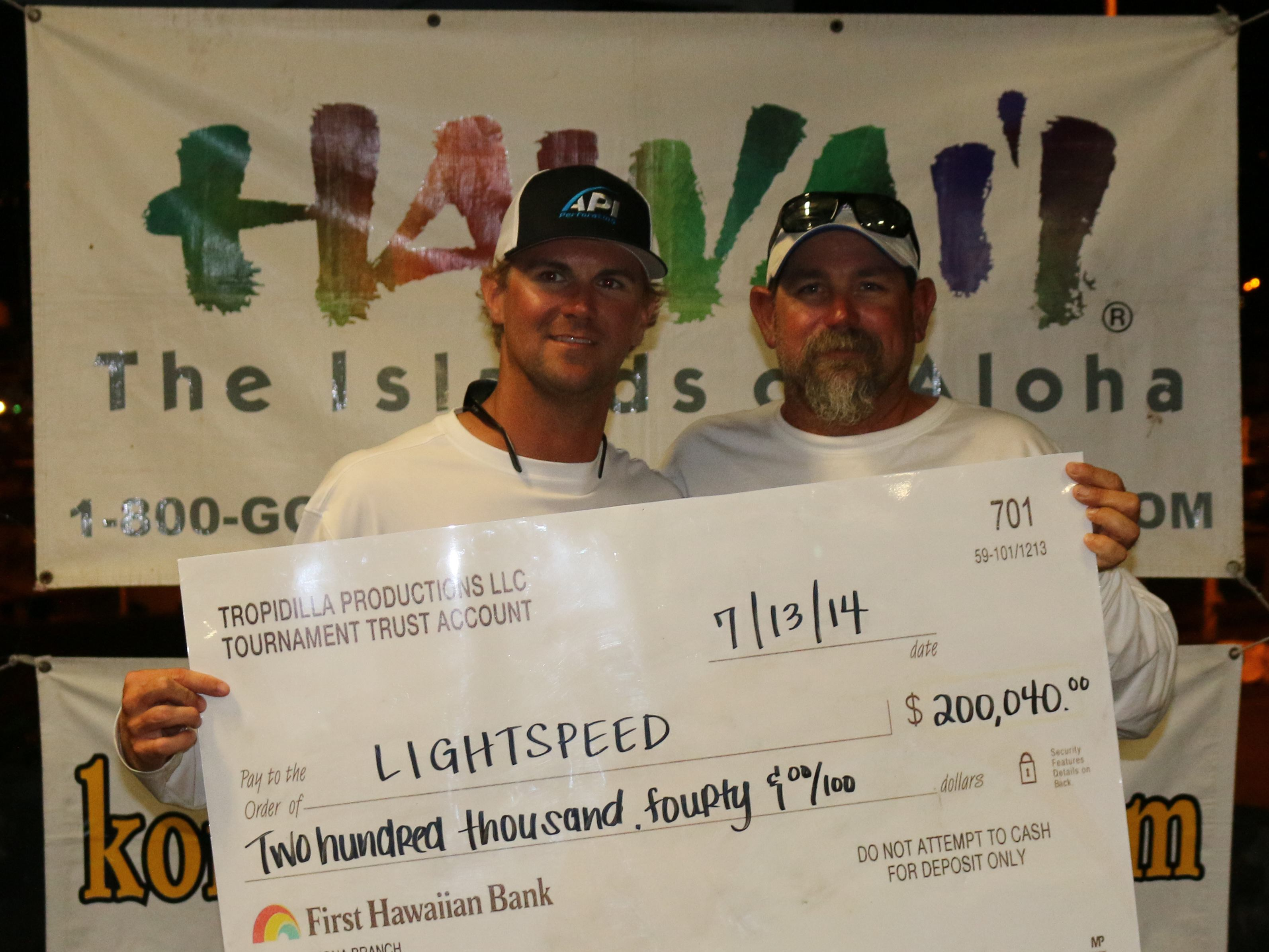 Hawaii Marlin Tournament Series enters 29th year.