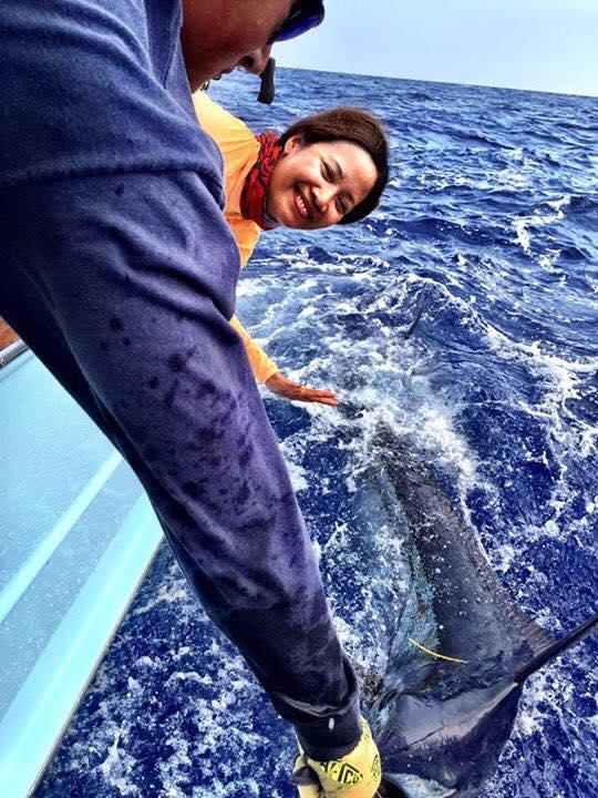 Hawaiian International Billfish Tournament Kickoff Day One