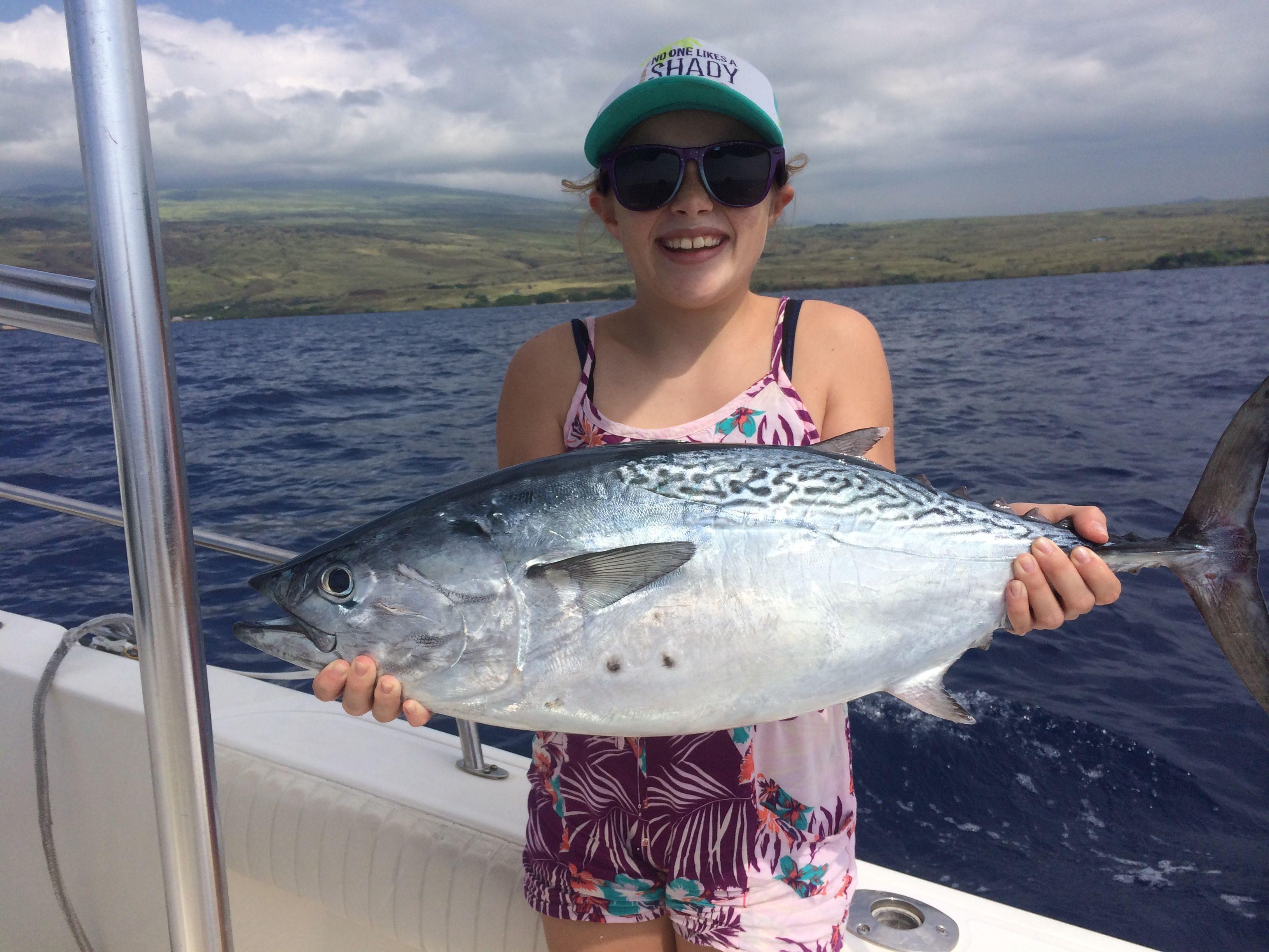 Choosing a Kona fishing charter?
