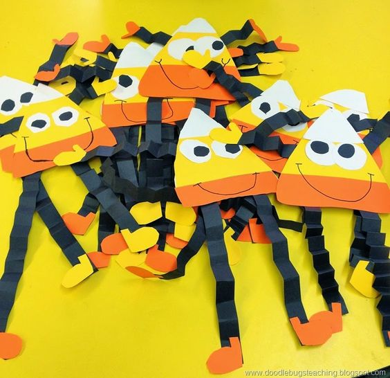 http://involvery.com/fun-easy-fall-crafts-kids-make/