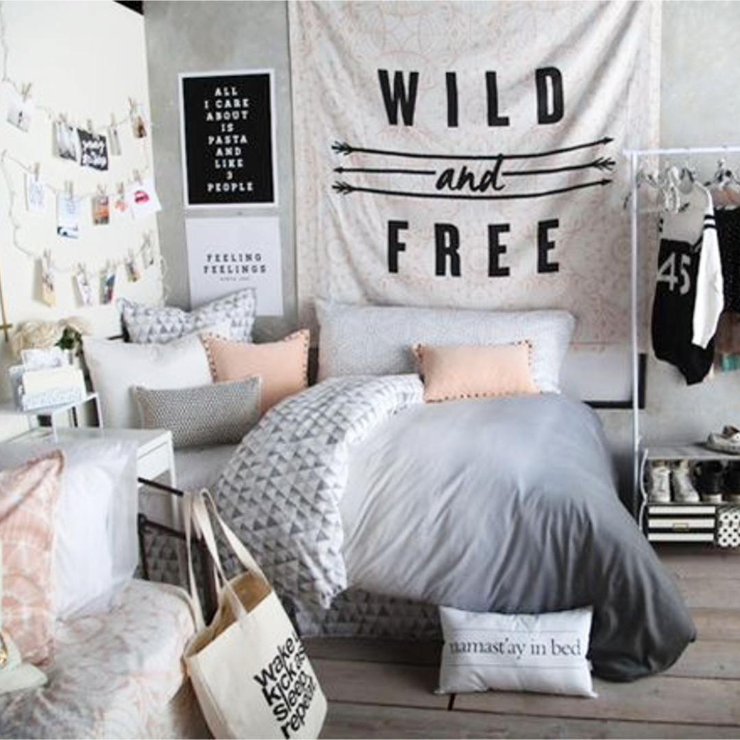 Easy Decorating Ideas For Teenage Bedrooms