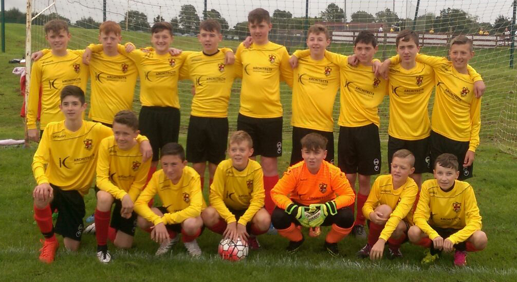 under 14 mid ulster