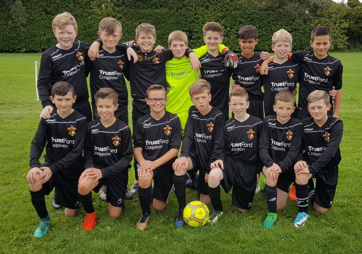 under 13 lisburn league 1718