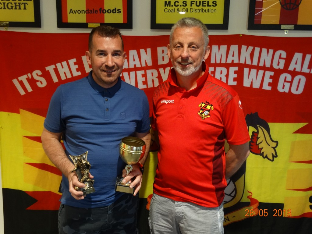 manager of the year - paul mercer