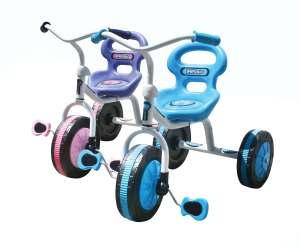 Triciclo metal IMPERIO (rueda plástico/goma)