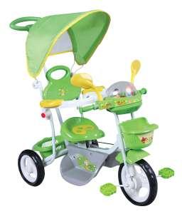 Triciclo con manija musical IMPERIO Princesas