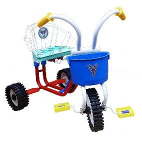 "Triciclo metal ""katib"""