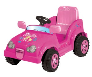Jeep Scout Barbie 6V.