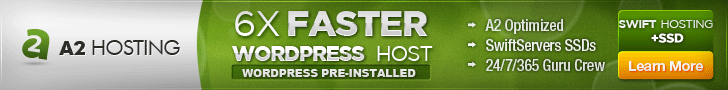 a2hosting - wordpress hosting