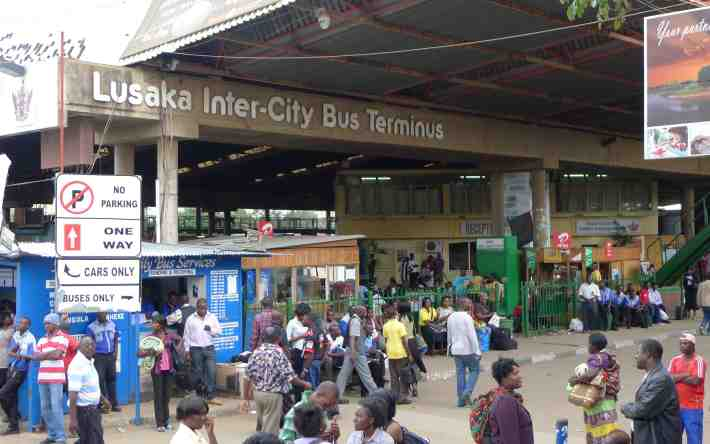 AN ORDEAL AT INTERCITY BUS TERMINUS